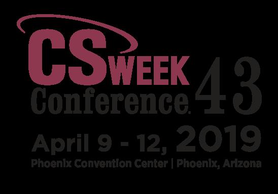 CS Week Conference 2019